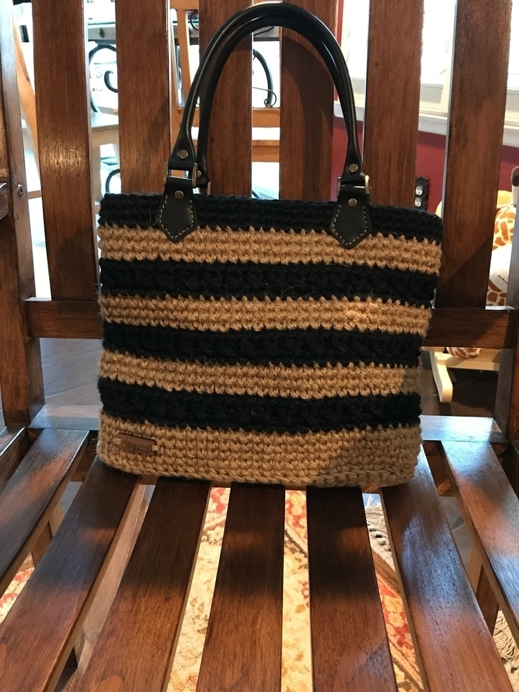 Super versatile crochet jute to - mcurzon | ello