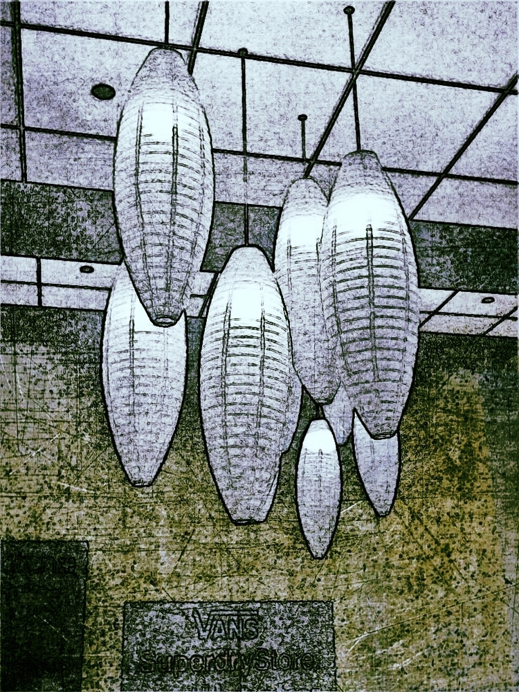 Lamps Hanging Ceiling - lamps, lights - sirhowardlee | ello