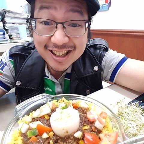 eat - HomeCookedMeal, ArrozAlaCubana - vicsimon | ello