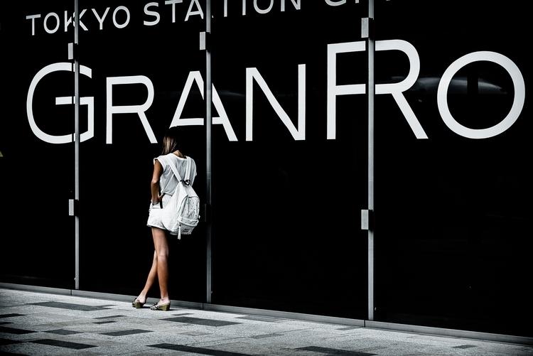 Tokyo Station style 1 - japanesegirl - peeano | ello
