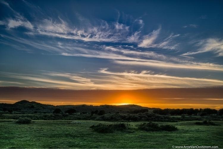 Sunset National Park Zuid Kenne - arnevanoosterom | ello