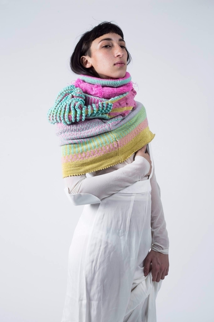 knitting design - snood - knittingdesign - lorefasquel | ello