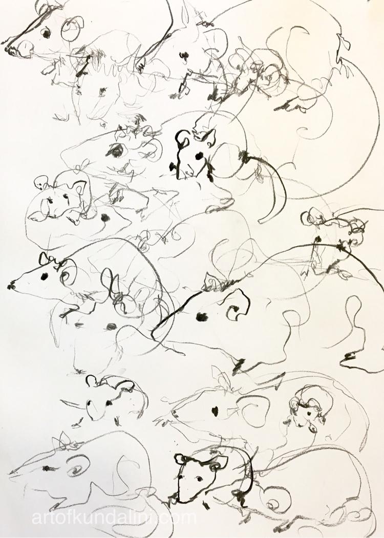 mischief rats! details PM artof - arnabaartz | ello