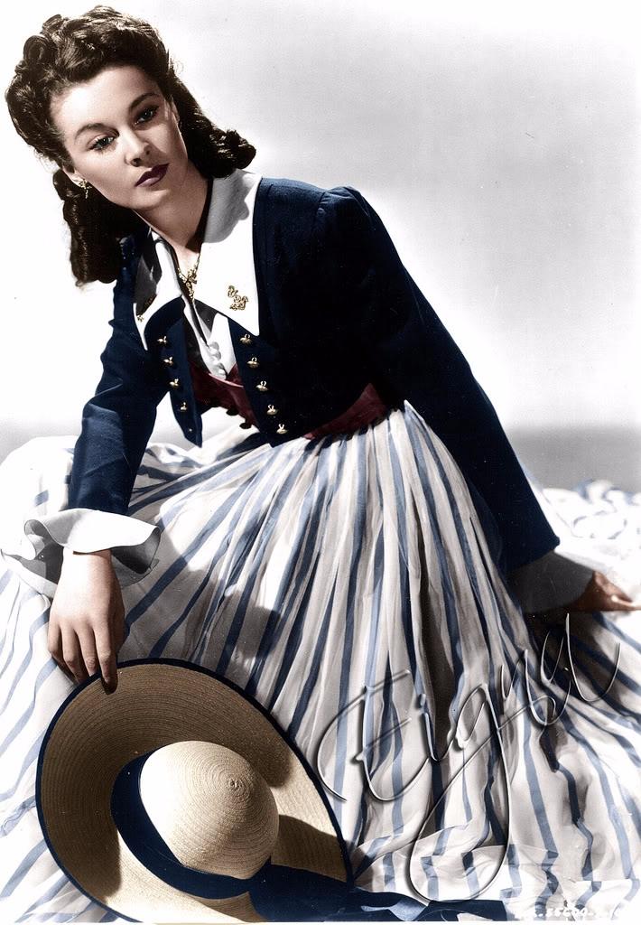 Vivien Leigh Emma, Lady Hamilto - colormesixwaystosunday | ello