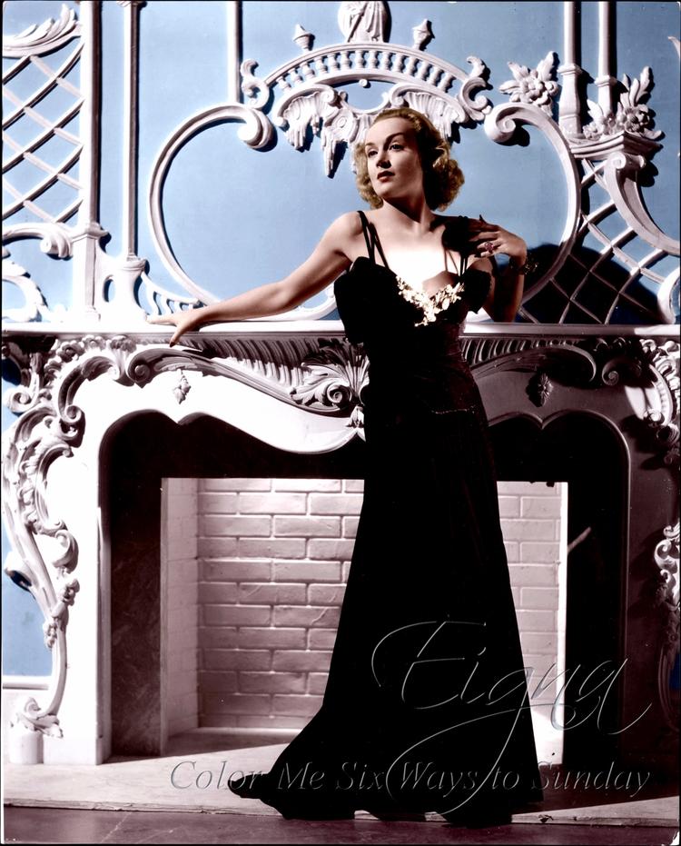 Carole Lombard Fools Scandal (1 - colormesixwaystosunday | ello
