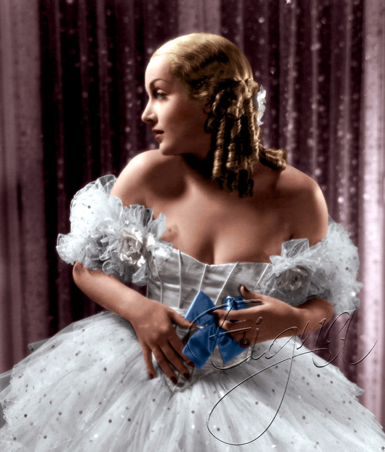 Carole Lombard Twentieth Centur - colormesixwaystosunday | ello