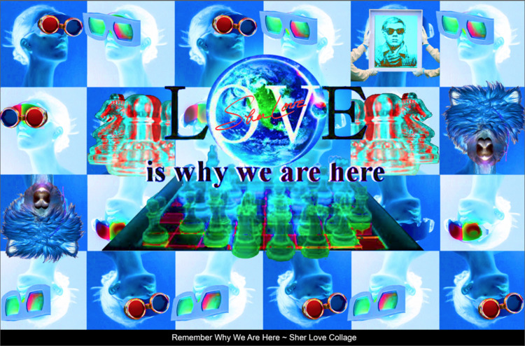 SherLove, SherLoveCollage, LoveArtFactory - sherlove | ello
