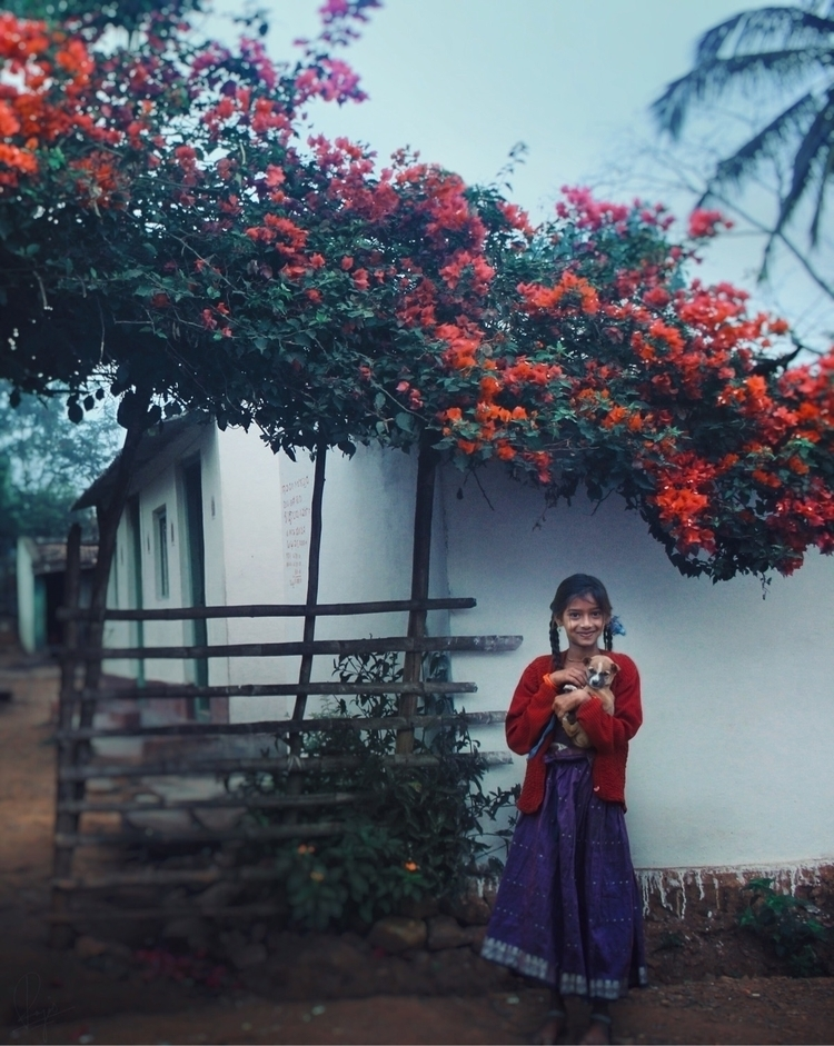 lives  - morning, flowers, color - riazhassan   ello