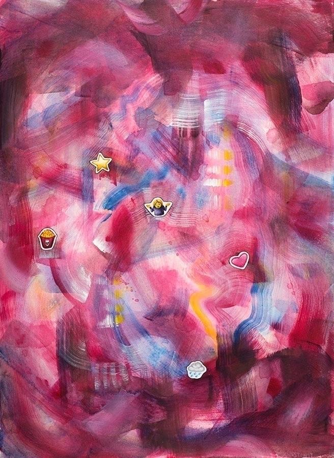 Laura Johnston 12 Variations St - laurajohnstonart | ello