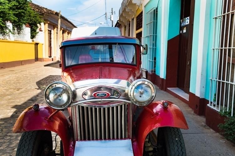 Trinidad, kuba - weltfarben | ello