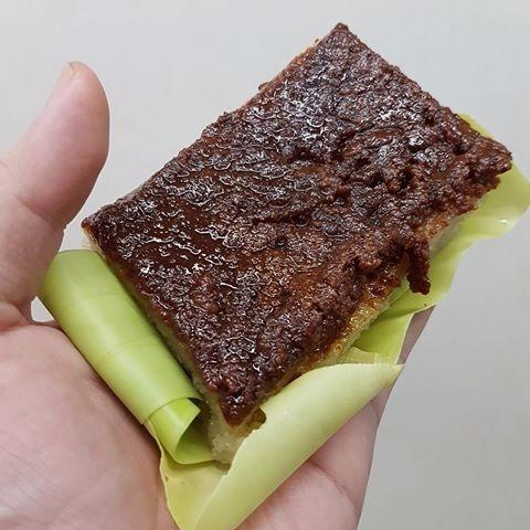 topping - Bibingka, RiceCake, CoconutMilkJam - vicsimon   ello