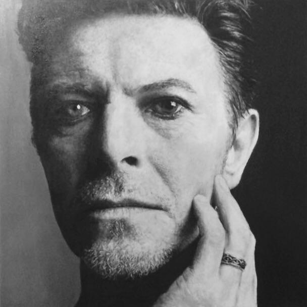 'David' ..Acrylic paint canvas - timlloydsmith | ello