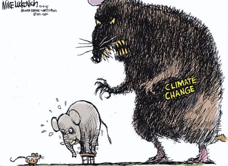 Ancient Climate Change Caused C - santmat | ello