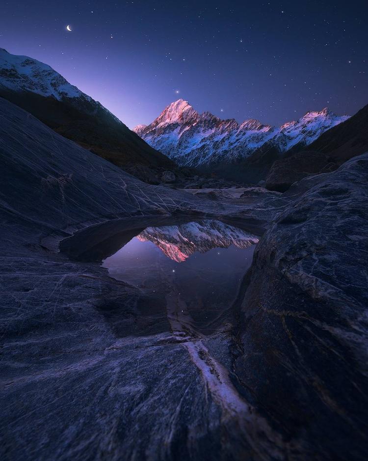 Magical Beauty Australian Mount - photogrist | ello