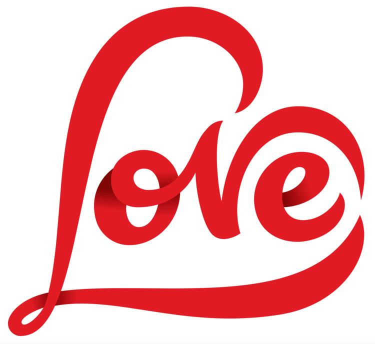 Love - robclarketype | ello