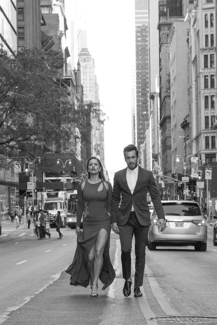 NYC couple, Manhattan 2016 - marcellocassano - marcellocassano | ello