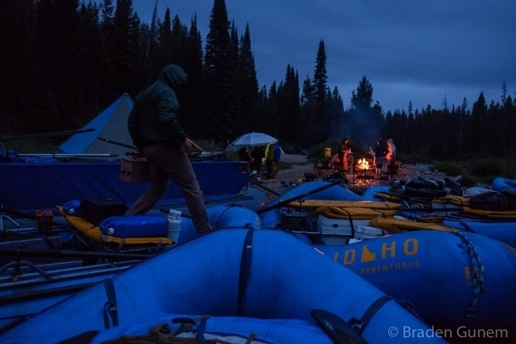 bunch guides camping deadhead - rafting - bradengunem   ello