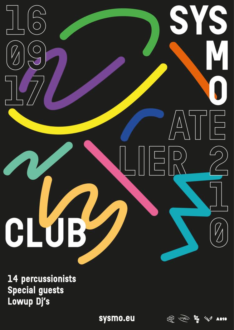 Poster Sysmo Club (Font Reglo L - timcolmant | ello