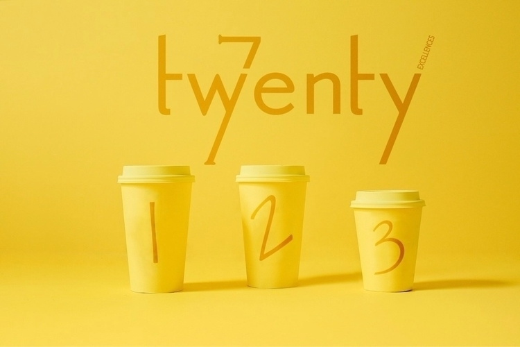 Логотип - Бренд 27 (twenty7) До - aleksandrsereda | ello
