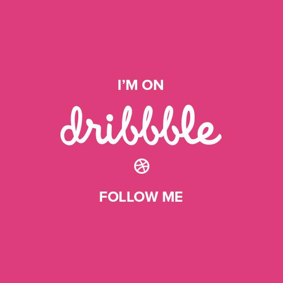 dribbble, follow - graphicdesign - remi_preher | ello