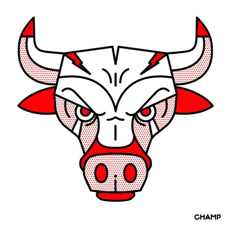 Bull - beast, bull, becomingthebull - champnyc | ello