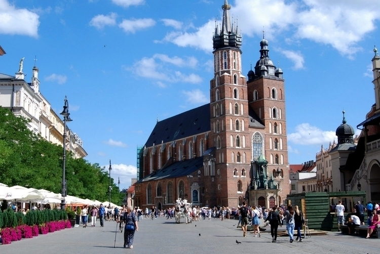 Krakow - k-roline   ello