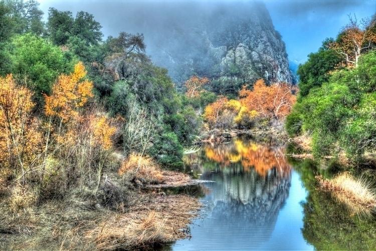 landscape, Malibu Creek State P - ellomaggie | ello