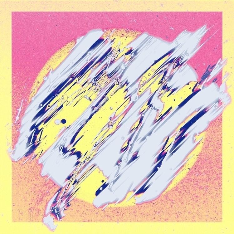 digitalart, digital, art, digitalillustration - thetypebeast | ello