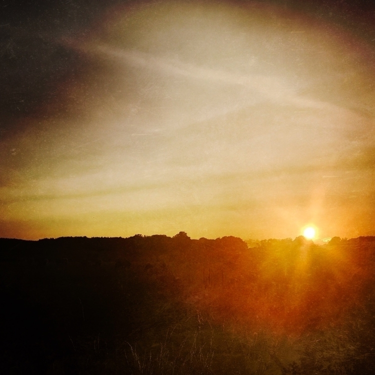 - Space - night, run, sun, sunset - yogiwod   ello
