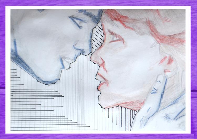 | Boy meets girl - Sketch 10.7 - edwln | ello