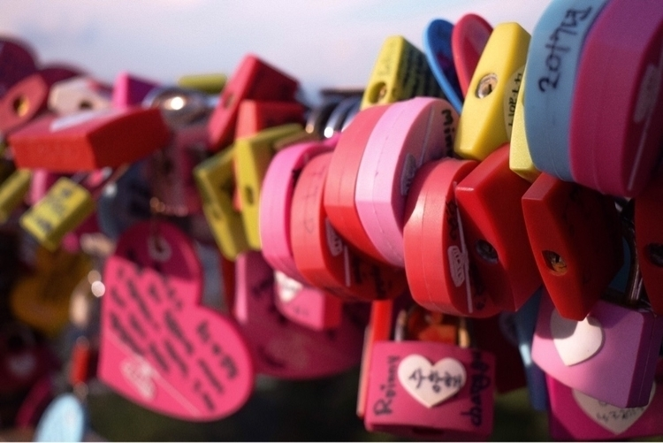 Love Locks SEOUL tower - ello, ellophotography - marthah44 | ello
