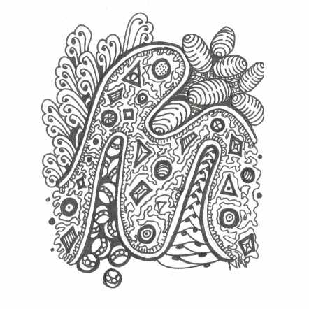 zentangle_2017-08-04 - nordzin | ello