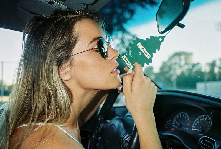 car smell:registered - grantspanier   ello