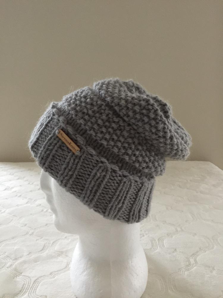 Alpaca wool knit beanie Etsy Sh - siennaknits   ello