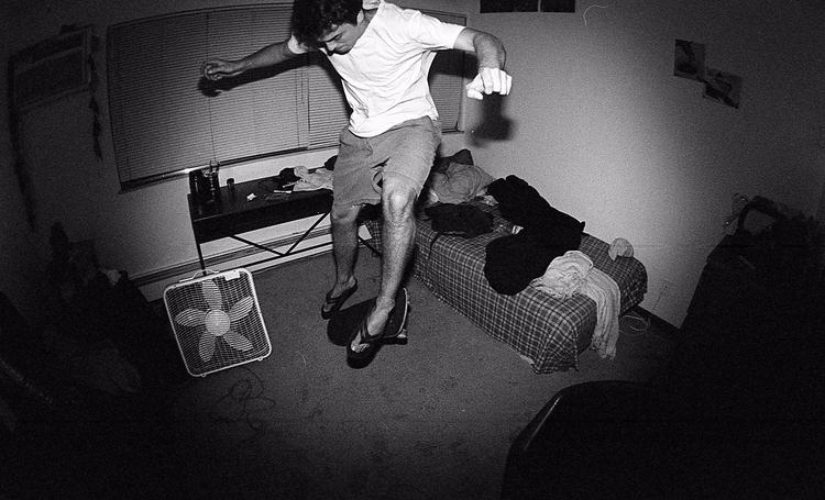 Kickflop - skateboarding, flipflops - mikeylinehan | ello