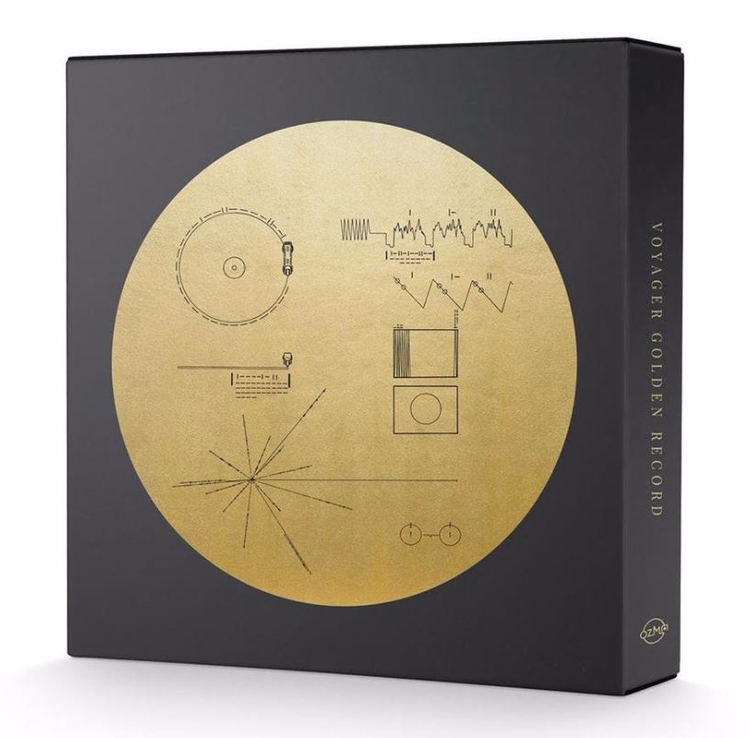 Voyager golden record published - valosalo | ello