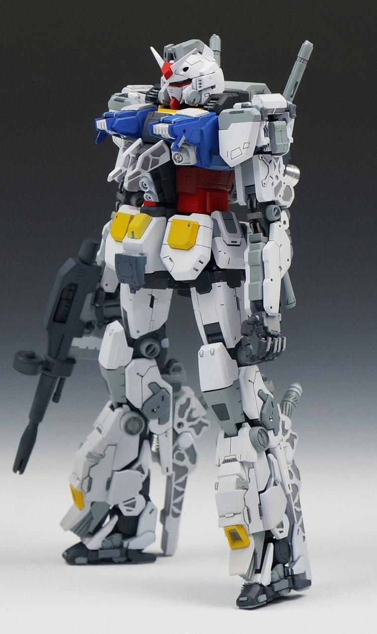 RX-78-MD Customized Gundam Acti - shingos | ello