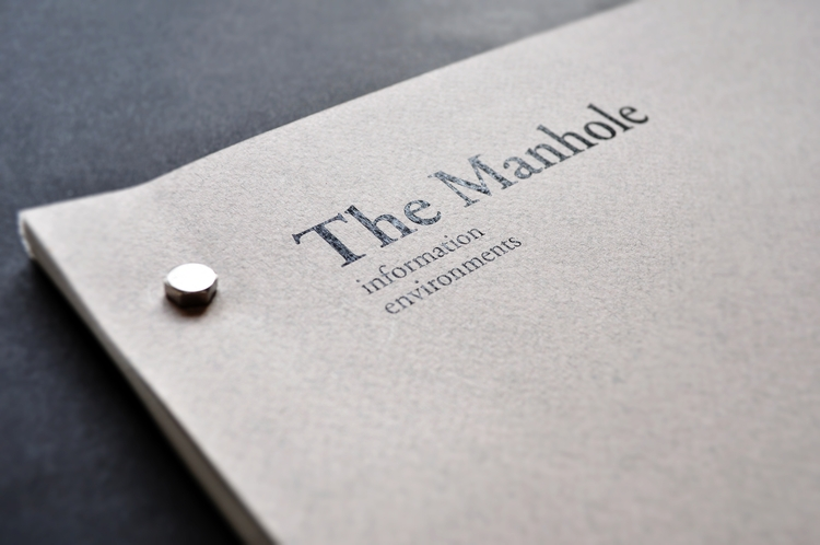 Manholes Information Environmen - cosdesign | ello
