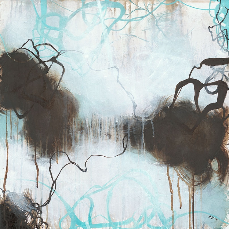 Storm 24×24 Oil Canvas complime - cogwurx | ello