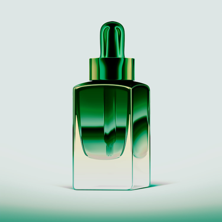 perfume, illustration, cosmetics - kolotusha | ello