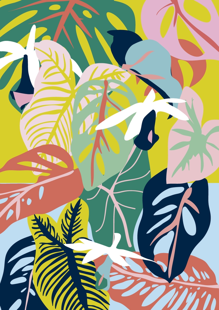 Mariery Young Illustrator | Sur - mezclaostudio | ello