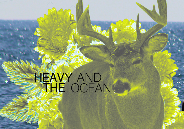 HEAVY OCEAN - GREAT BAY (artwor - aantlion | ello