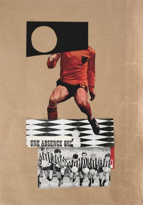 Miroir 291 Collage paper 2014 - daviddiehl | ello
