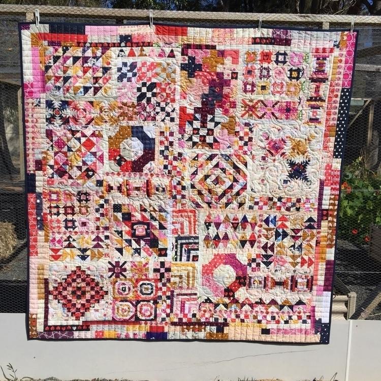 Jen kingwell pattern long time  - lambandwolfie | ello
