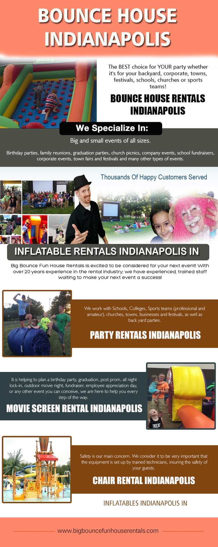 Bounce House Rentals Indianapol - inflatablesparty   ello