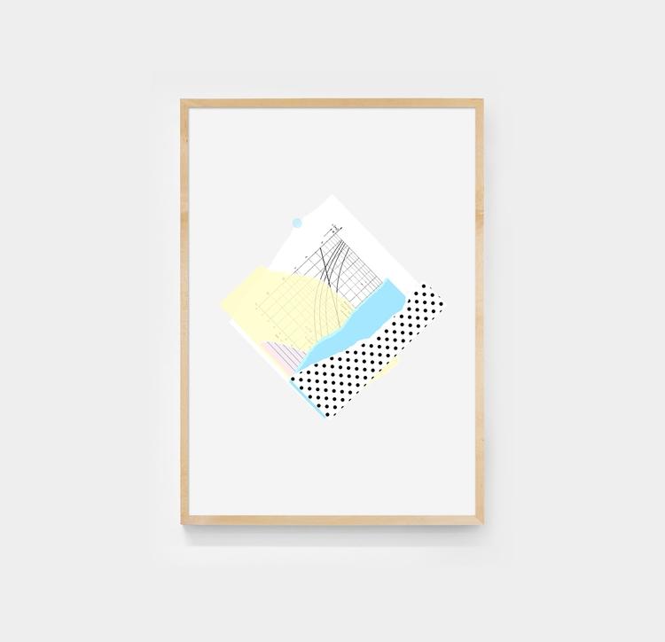 Rip Stick. Arranged paper snipp - andrebritz | ello