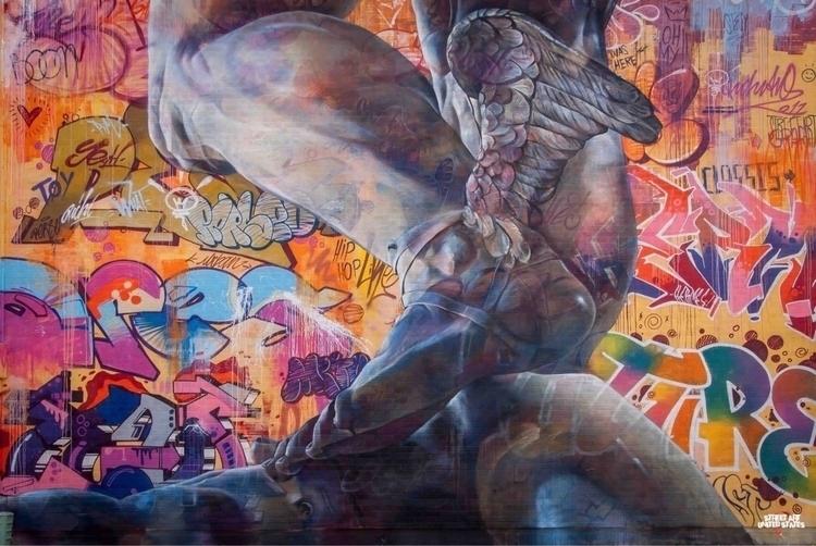 Artists: PichiAvo POW WOW Worce - streetartunitedstates | ello
