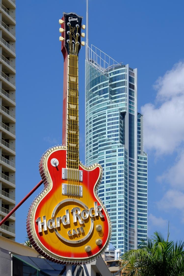 Hard Rock Cafe - australia, fujifilm - realstephenwhite | ello