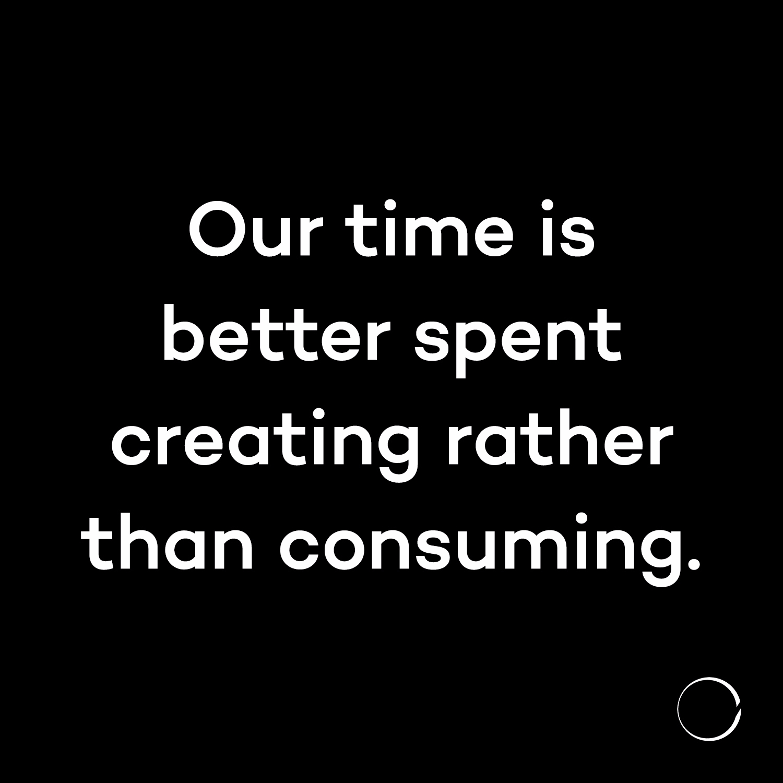 time wisely. minimalism.life - minimalismlife | ello