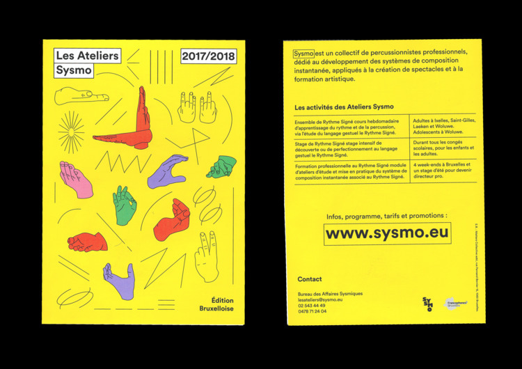 Lil booklet les ateliers sysmo - timcolmant | ello